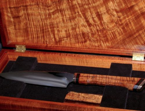 Il coltello da combattimento (in cucina)